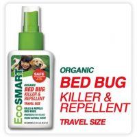 Ecosmart bed bug killer and repellent