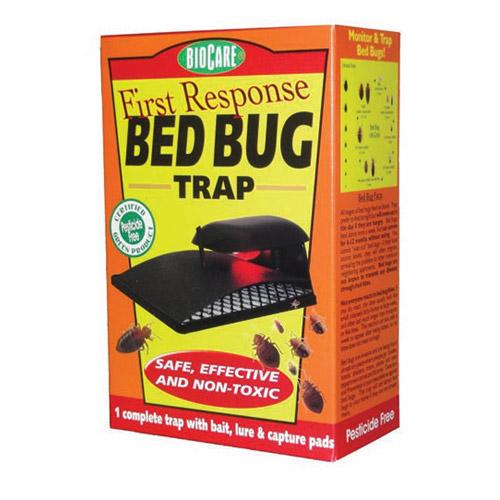 First Response Bed Bug Trap – Bent Jaz Singapore Pte Ltd
